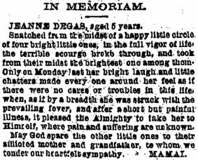 10-6-1878, jeanne's obituary