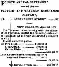 5-30-1870, insurance co. 1870 report 1