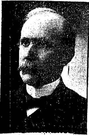 Rev. Dr. R. W. Perkins