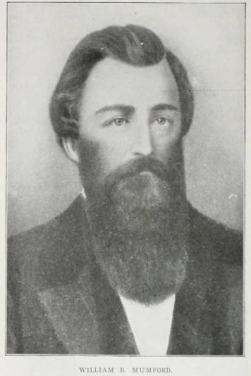 william b mumford