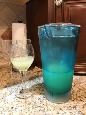 homemade roman punch