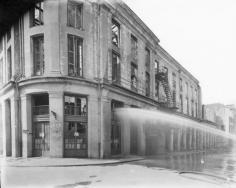 Burned Opera House