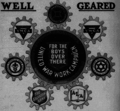 United War Work Campaign Organizations