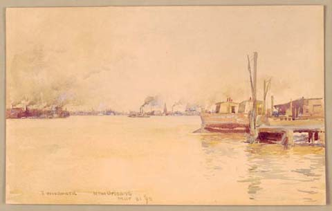 E_Woodward_New_Orleans_Skyline_1893