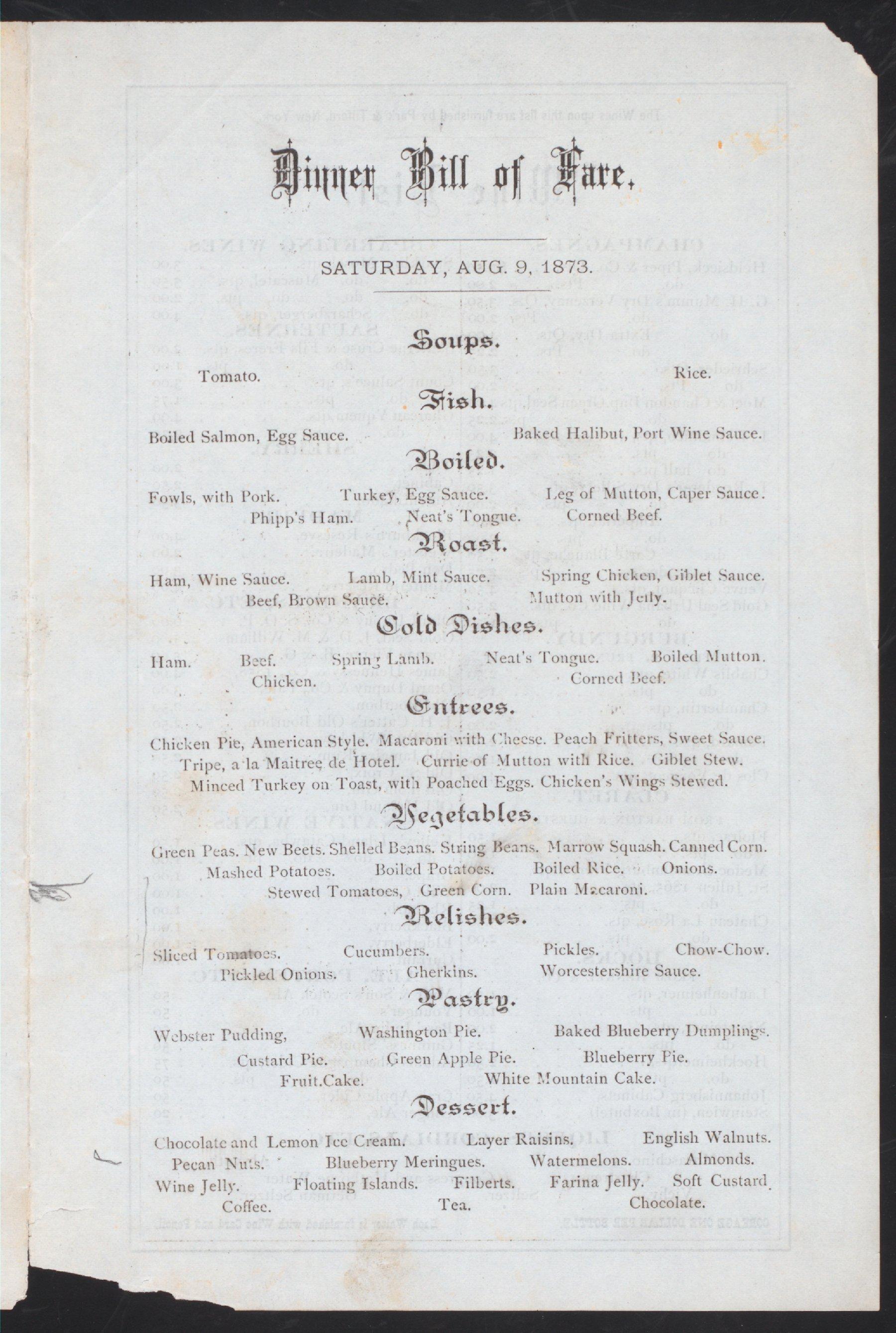 KH menu 1